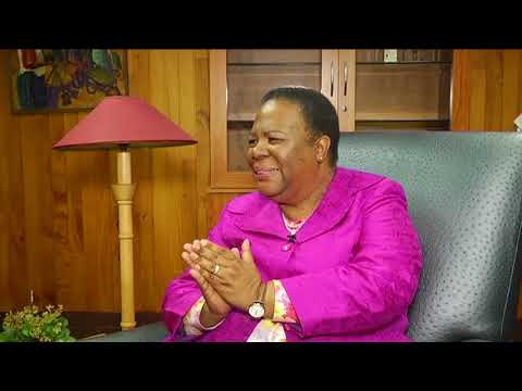 One on one with Naledi Pandor SA Minister of Higher Education