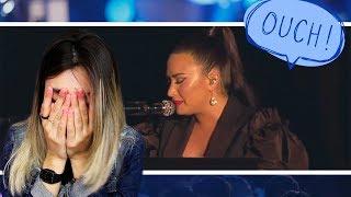 Baixar POR QUE EU EVITEI DE OUVIR SOBER? - React Demi Lovato