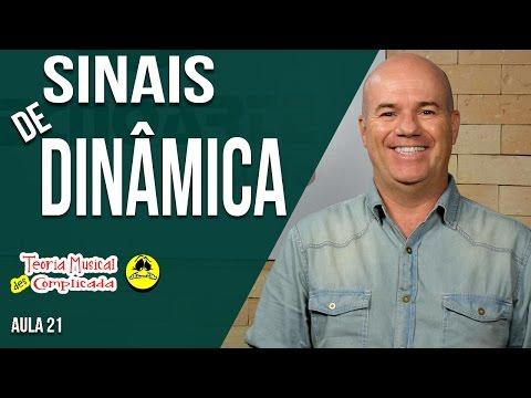SINAIS DE DINÂMICA por Armando Leite Teoria Musical Descomplicada aula 21