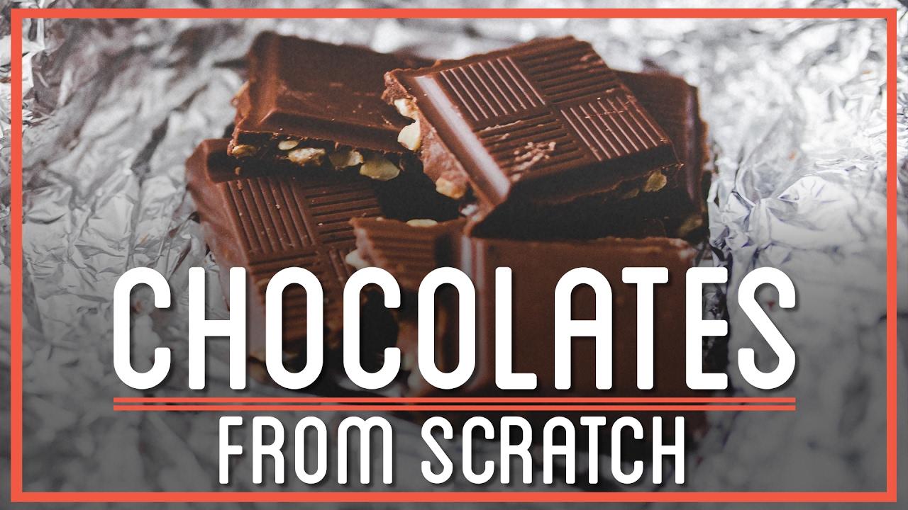 how to make 1700 chocolate