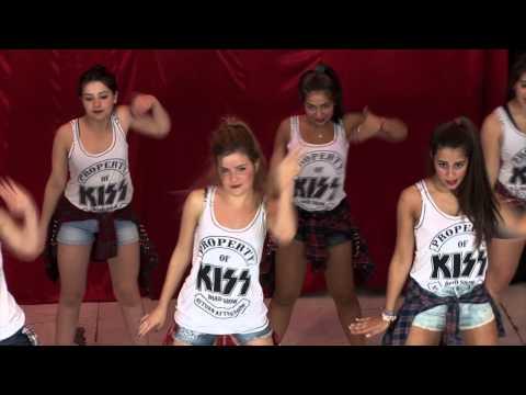 Coreografía de Thrift Shop de Macklemore & Ryan Lewis / TKM
