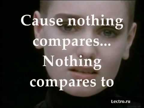Sinead O Connor   Nothing Compares To You Lyrics mp3 letöltés