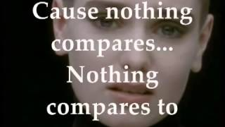 Download Video Sinead O Connor   Nothing Compares To You Lyrics MP3 3GP MP4