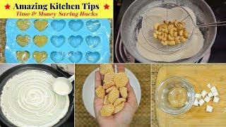 Time & Money Saving Kitchen Tips | Indian Kitchen Tips in Hindi | Useful Kitchen Hacks | Urban Rasoi