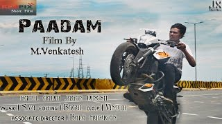 Paadam - Tamil Short Film Bike Stunts - HD - Redpix Short Film