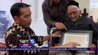 Download Video Nyak Sandang Ke Istana Dan Disambut Langsung Presiden Joko Widodo -NET5 MP3 3GP MP4