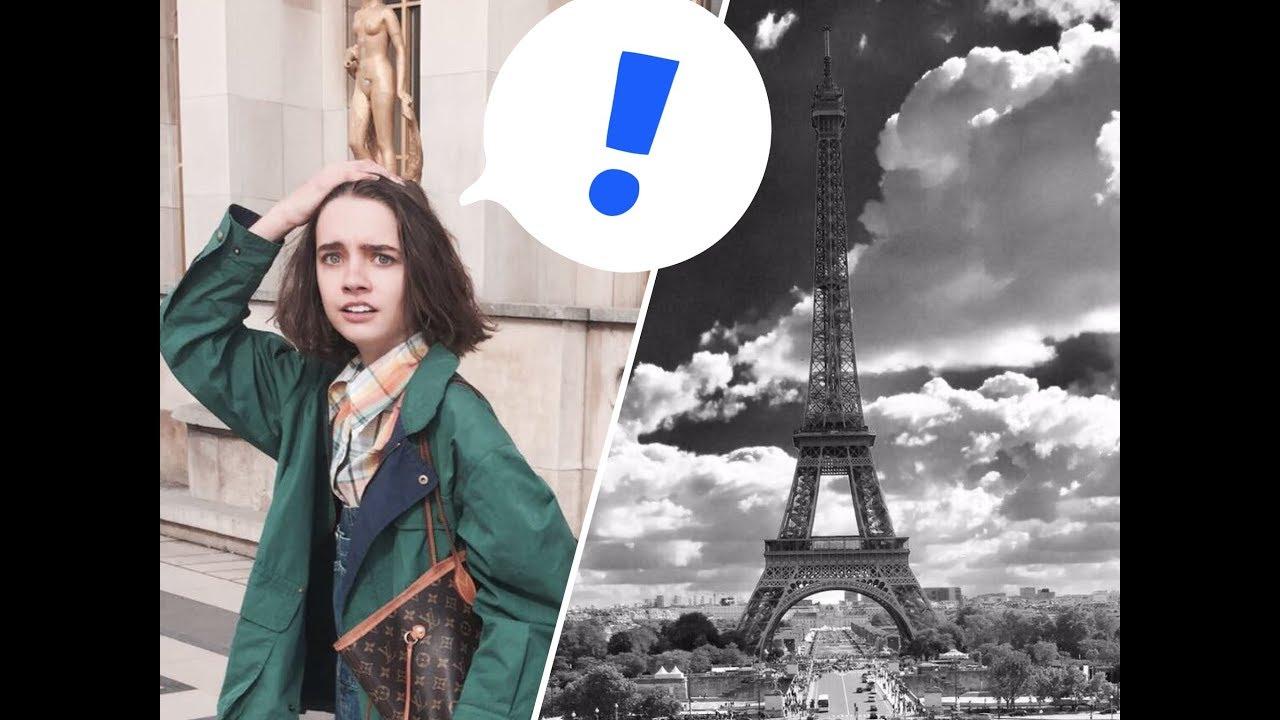 Sofrendo em #PARIS! (Packing, Vlog, Model's apartment tour) | Luiza Scandelari