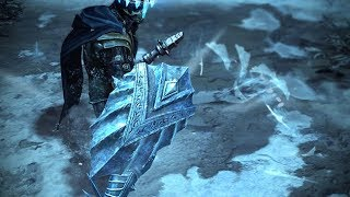 Path of Exile: Arctic Shield