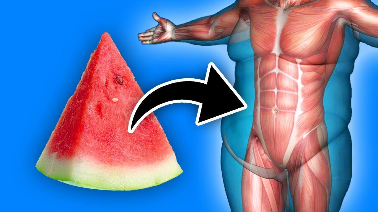 Download Er aß jeden Tag Wassermelone, was das bewirkt ist einfach erstaunlich!