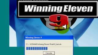 Repeat youtube video COMO INSTALAR WINING ELEVEN 9