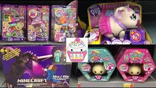 Toy Hunt 289 My Pet Pig Barbie Extra Polly Pocket My Squishy Little Dumpling Squishmallows Minecraft