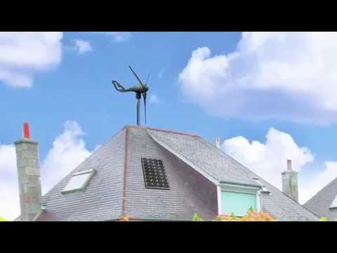 Nature Power Products Wind Turbine