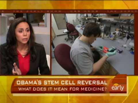 Obama's Stem Cell Reversal