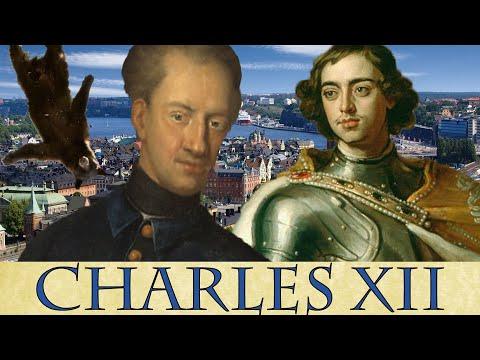 Karl xii var forste multikulturella kung