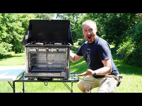 propane stove hookup