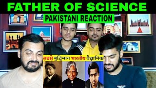 Pakistani Reaction on | भारत के 8 वैज्ञानिक जिन्होने देश का नाम रोशन किया | Top 8 Indian Scientists