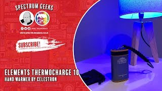 Celestron Elements ThermoCharge10 Review