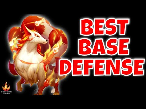 How To Build BOREAL FOX Castle Clash Best Heroes