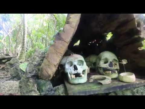NGS Young Explorers - Solomon Islands Skull Island