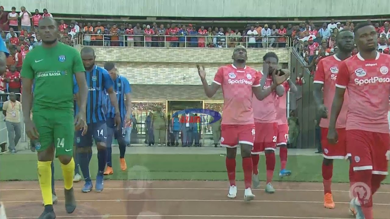 Download SIMBA SC 1-1 UD SONGO: FULL HIGHLIGHTS (CAF CL - 25/8/2019)
