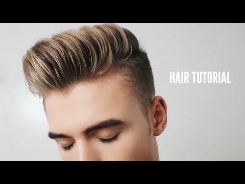 MEN'S GROOMING | MY HAIR ROUTINE - CLAY TUTORIAL