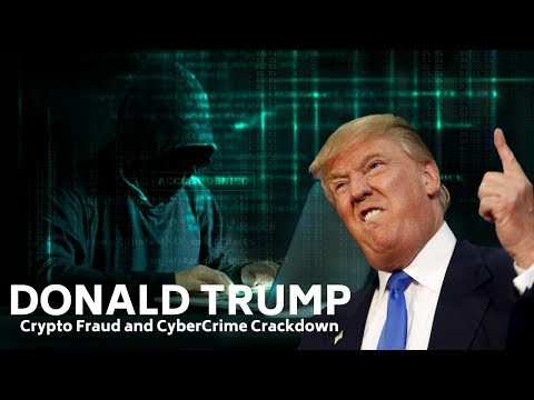 Donald Trump Will Fight Digital Currency Fraud And Cyber Criminals - Today's Crypto News