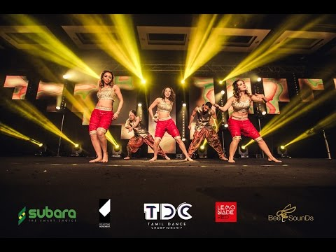 The Bollywood Co | Tamil Dance Championship 2017 | Live show | #TDC2017