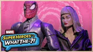 Marvel Super Heroes: What The--?!: The Amazing Spider-Date