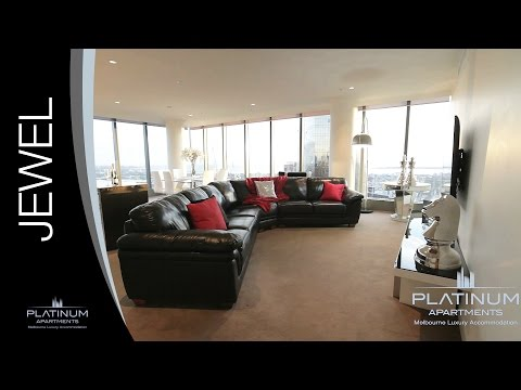 Jewel // Luxury Melbourne CBD Accommodation - Platinum Apartments