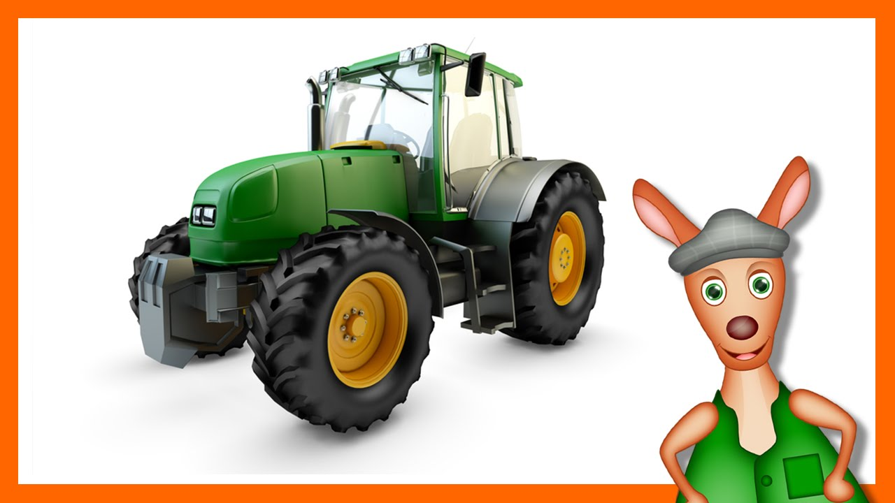 tractor tractor videos for kids kids videos preschool kindergarten learning youtube