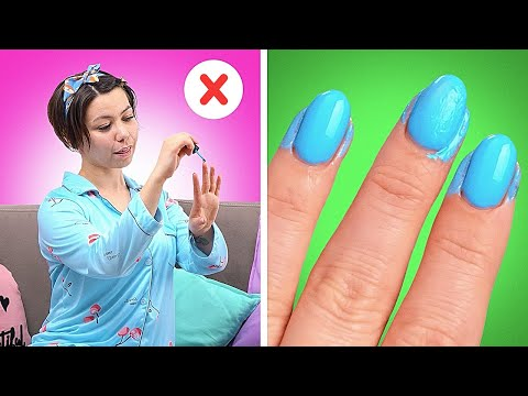 Genius Hacks That Will Save You A Fortune || Useful Life Hacks For Clumsy People!
