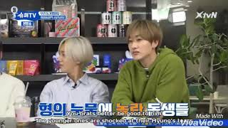(Super TV) LeeTeuk's Tears over his sorrow these years shocked the other members :( - Stafaband