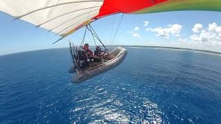Hang Gliding Boat #1, Punta Cana, Dominican Republic (Feb. 25 2014)