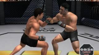 Vitor Belfort vs Ricco Rodriguez (UFC: Sudden Impact)