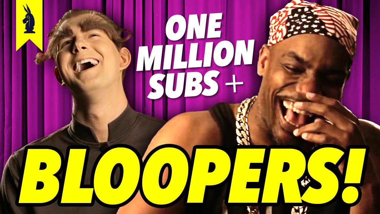 BLOOPERS + Patreon Launch - YouTube