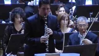 Zdravko Angelov-clarinet Concertino C.M von Weber op.26
