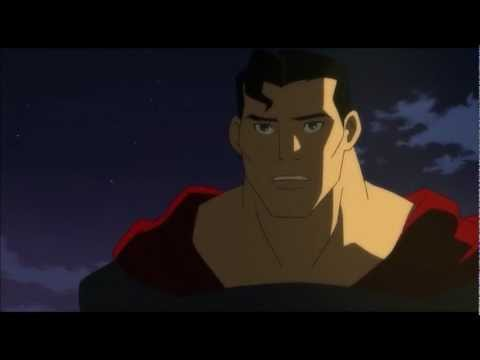 Justice League Doom Superman Clip HQ