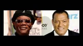 MUST WATCH LOCAL NEWS CAST THOUGHT SAMUEL L. JACKSON WAS LAURENCE FISHBURNE AWKWARD THOUGHTS.3gp