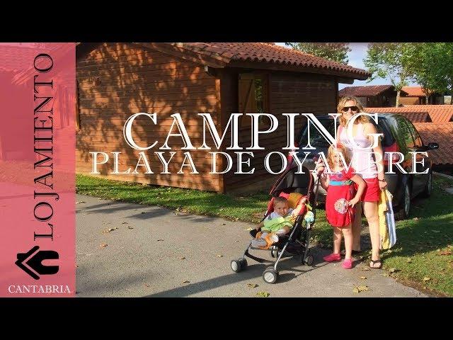 Camping Bungalow Playa de Oyambre   Cantabria #8