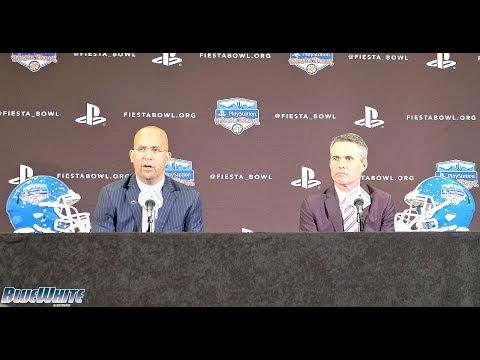 Fiesta Bowl Press Conference