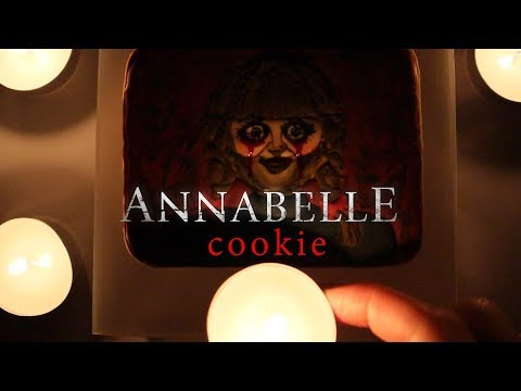 Scary sweet cookie - Annabelle, 무서운 쿠키 - 에나벨