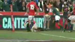 british and irish lions 3rd test highlights 2009