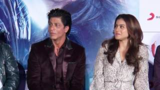 Karan Johar's Reaction To SRK Kajol's Gerua Song Dilwale
