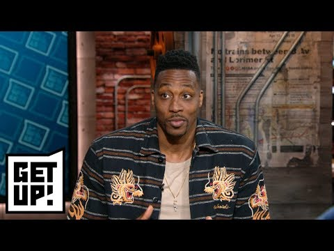 Dwight Howard on James Harden and Rockets: This is their moment   Get Up!   ESPN