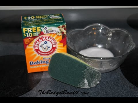 How To Clean Your Ceramic Stove Top! (With Just 1 Ingredient