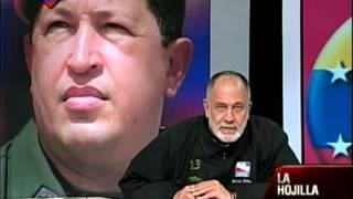 La Hojilla, Mario Silva, VTV. La publicidad de Polar y Lorenzo Mendoza. Venezuela, 20 de junio, 2015