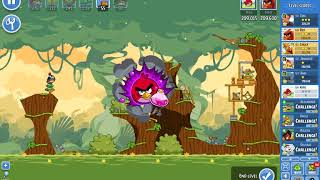 Angry Birds Friends/Tiger Tournament, week 326/C, level 8