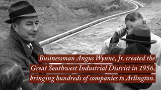 Historic Arlington, Texas: Arlington's Industrial Revolution