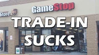 Are Gamestop's Trade In Values Really That Bad?   Rant Video