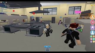 Chillin' ' Robloxian High School! - Robloxian High School Geschichte - Roblox JB Gaming